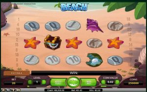 Beach Game Review