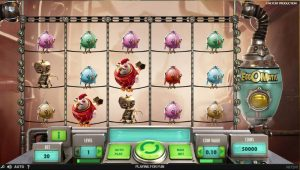Game review: Eggomatic
