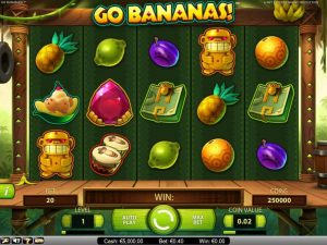 Game Review: Go Bananas