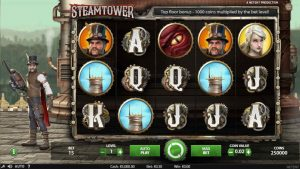Game Review: Steam Tower