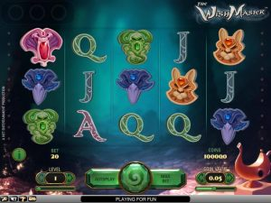 Game Review: The Wish Master